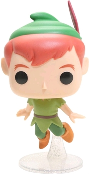 Peter Pan - Peter Pan Flying US Exclusive Pop! Vinyl | Pop Vinyl