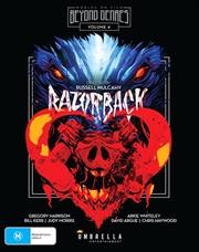 Razorback Ozploitation Classics | Blu-ray