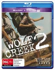 Wolf Creek 2 | Blu-ray