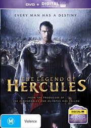 Legend Of Hercules, The | DVD