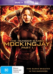 Hunger Games - Mockingjay - Part 1, The | DVD
