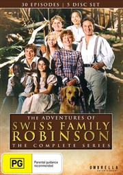 Adventures Of Swiss Family Robinson, The