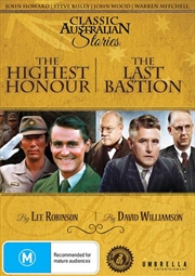 Highest Honour / The Last Bastion Classic Australian Stories, The | DVD