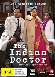 Indian Doctor - Series 1-3 | Boxset, The