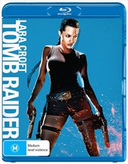 Lara Croft Tomb Raider | Blu-ray
