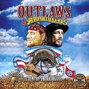 Outlaws And Armadillos: Country's Roaring 70's | CD