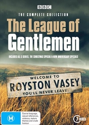 League Of Gentlemen | Complete Series, The