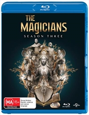 Magicians - Season 3, The | Blu-ray
