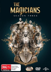 Magicians - Season 3, The | DVD