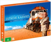Chris Tarrant's Extreme Railways - Series 1-4 - Limited Edition | Boxset | DVD