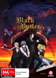 Black Butler - Book Of The Atlantic | DVD