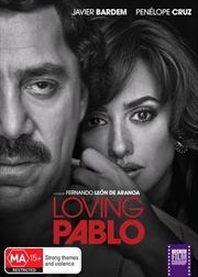 Loving Pablo | DVD