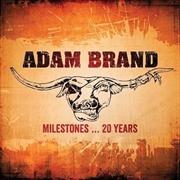Milestones... 20 Years | CD
