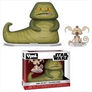 Star Wars - Jabba & Salacious Crumb Vynl | Merchandise