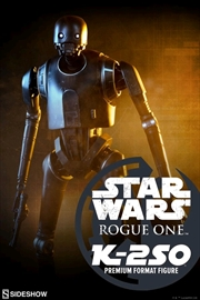 Star Wars: Rogue One - K-2SO Premium Format 1:4 Scale Statue | Merchandise
