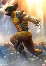 X-Men - Wolverine Premium Format 1:4 Scale Statue | Merchandise