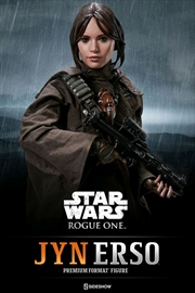 Star Wars: Rogue One - Jyn Erso Premium Format 1:4 Scale Statue | Merchandise