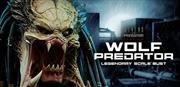 Alien vs Predator - Wolf Predator Legendary Scale Bust