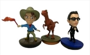 Jurassic Park - Revos Vinyl Figure Assortment