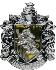 Harry Potter - Hufflepuff Crest Metal Magnet