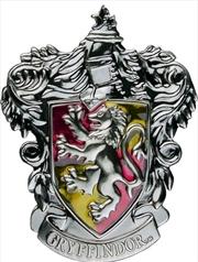 Harry Potter - Gryffindor Crest Metal Magnet | Merchandise