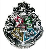 Harry Potter - Hogwarts Crest Metal Magnet