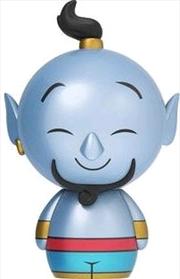 Aladdin - Genie Metallic US Exclusive Dorbz [RS]