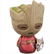 Guardians of the Galaxy: Vol. 2 - Groot with Cyber Eye US Exclusive Dorbz [RS]