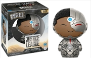 Justice League Movie - Cyborg Dorbz