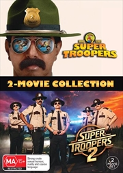 Super Troopers / Super Troopers 2 | DVD