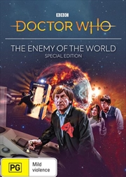 Doctor Who - The Enemy of the World - Special Edition