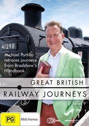 Great British Railway Journeys - Series 9