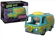 Scooby Doo - Mystery Machine Dorbz Ridez