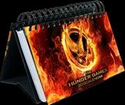 The Hunger Games - Calendar Desk 2013