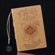 Harry Potter - Marauders Map Journal