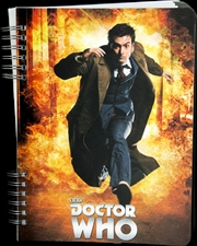 Doctor Who - Tenth Doctor Lenticular Journal | Merchandise