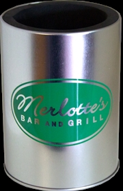 True Blood - Merlotte's Bar Metal Can Cooler | Accessories