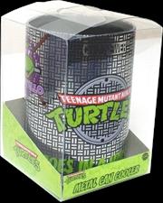 Teenage Mutant Ninja Turtles - Heroes in a Half Shell Can Cooler | Accessories