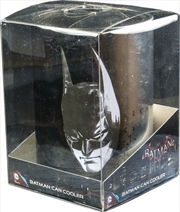 Batman: Arkham Knight - Batman Metal Can Cooler | Accessories