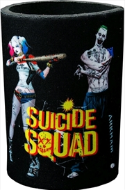 Suicide Squad - Joker and Harley Neoprene Can Cooler | Accessories