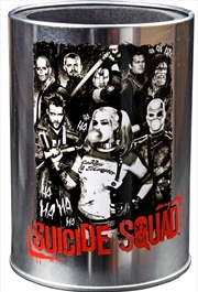 Suicide Squad - SKWAD Metal Can Cooler | Accessories
