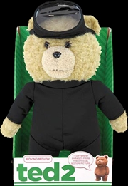 "Ted 2 - 16"" Animated Plush Scuba Outfit 
