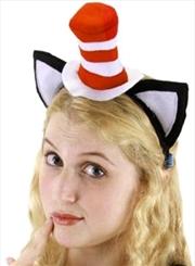 Dr Seuss - Cat in the Hat Economy Headband | Apparel
