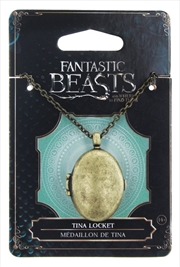 Fantastic Beasts and Where to Find Them - Tina's Locket | Apparel