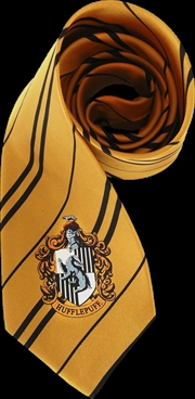 Harry Potter - Hufflepuff Necktie | Apparel