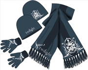 Twilight - Hat, Glove & Scarf Set