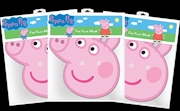 Peppa Pig - Peppa Pig Cardboard Masks 3-Pack | Apparel