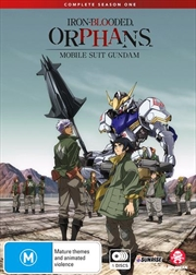 Mobile Suit Gundam - Iron-Blooded Orphans | DVD