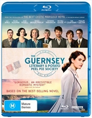 Guernsey Literary And Potato Peel Society, The | Blu-ray