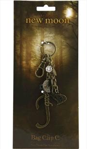 The Twilight Saga: New Moon - KeyRing BagClip C Jacob | Accessories
